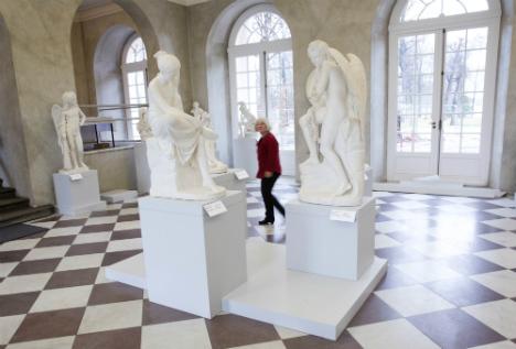 Royal palace restored to glory after €4.5m refit