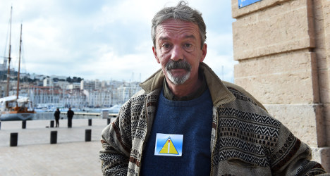 French homeless forced to wear 'yellow triangles'