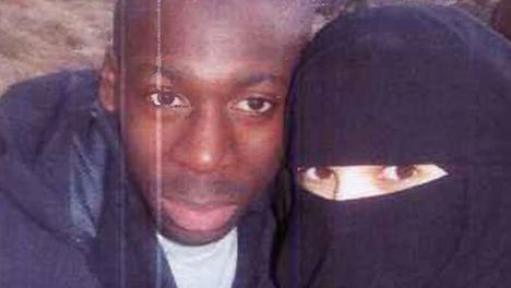 Killer's fugitive girlfriend is in Syria: sources
