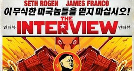 The Interview set for Swiss cinema release
