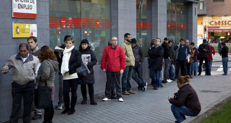 Unemployment falls by 253,000 in 2014