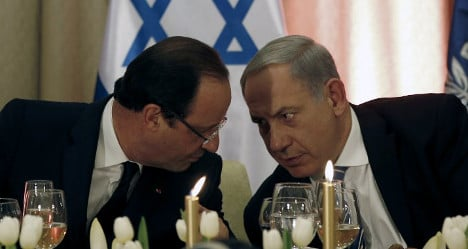 Netanyahu to French Jews: 'Come to Israel'