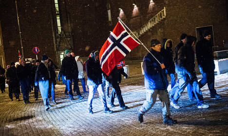 Anti-Islam group loses support in Norway