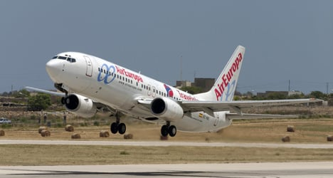 Spain's Air Europa spends €3b on new jets