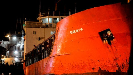 Why migrant smugglers are using 'ghost ships'