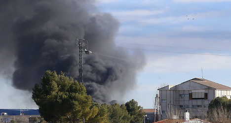 11 dead as F-16 jet explodes at Spain base