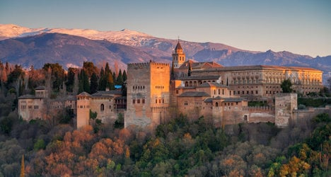 Alhambra visitor numbers hit record high