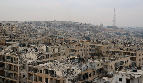 Italian aid workers held in Syria freed