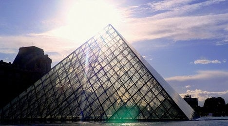 Paris's Louvre is world's most visited museum