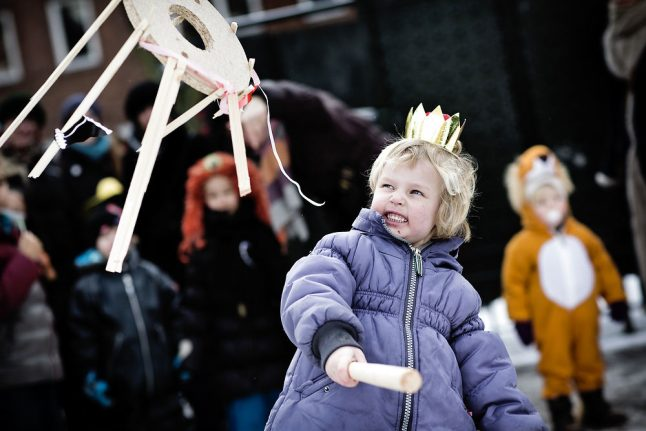 Fastelavn: What's the Danish kids' carnival all about?