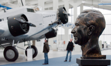 The German who built planes out of metal
