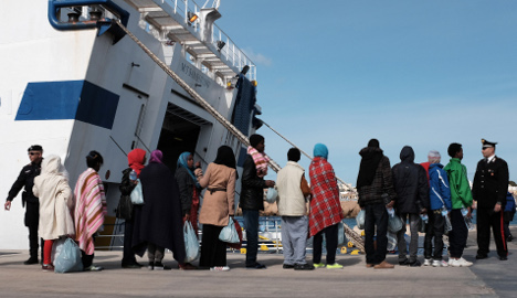 Amnesty slams Italy for migrant care