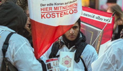 CDU angers Muslims with opposition to Koran