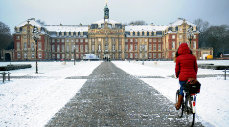 Bike-friendly Münster leaves cities in the dust