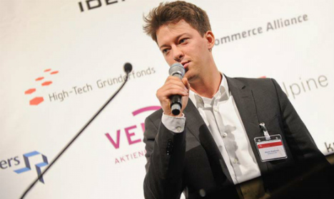 'Give it a try' says data company founder