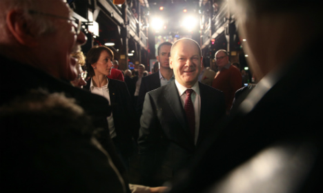 SPD claims victory in Hamburg elections