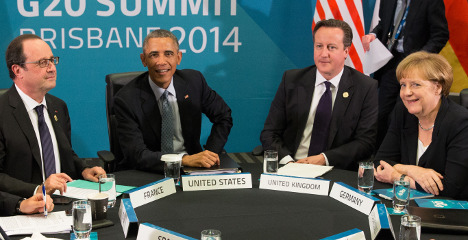 Obama to rally Europe over Russia sanctions