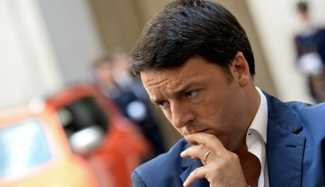 Italy to join Ukraine crisis call with Obama