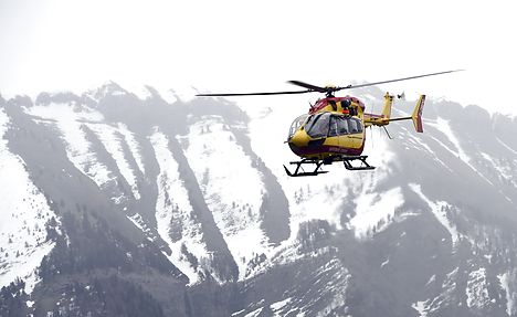 At least one Dane among Alps crash victims