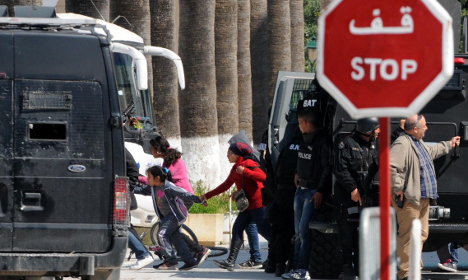 Isis claims responsibility for Tunis attack