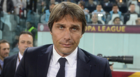 Conte set for tense friendly against England
