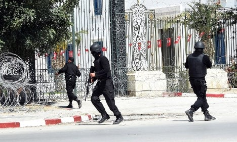 At least one German dead in Tunisia attack
