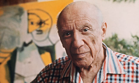 Pensioner claims €15m Picasso was a gift