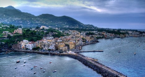 Ischia mayor arrested over corruption claims