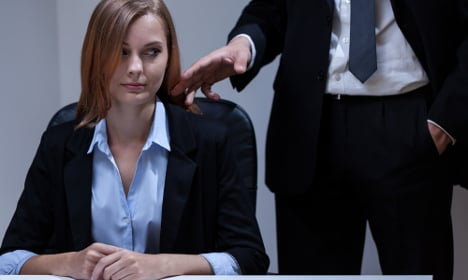 Sexual harassment rife in workplaces: report