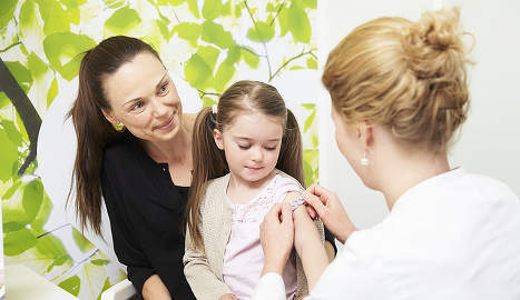 Fifth of Norwegians fear vaccination side effects