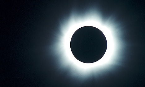 Denmark gets historic chance for solar eclipse