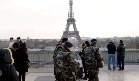 France to remain on high terror alert 'for months'