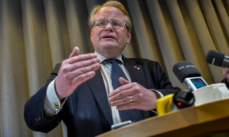 'Sweden is not any closer to joining Danes in Nato'