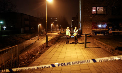Two arrested after man shot dead in Malmö