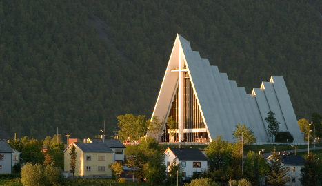 Atheists equal believers in Norway for first time