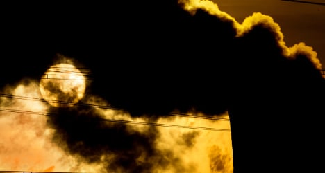 Germany's most polluted cities
