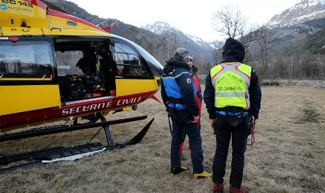 Italian reported dead in French avalanche