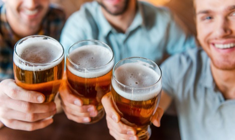 Are Italians becoming boozier than the Brits?