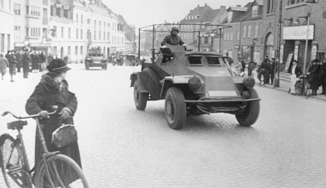 Denmark remembers 75 years since Nazi invasion