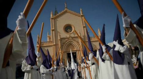 One in five Spaniards are 'convinced atheists'