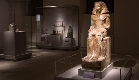 Turin's Egyptian Museum unveils €50m revamp
