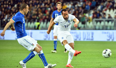 Townsend steals show in Italy-England draw