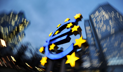 ECB says 'recovery is there' in eurozone