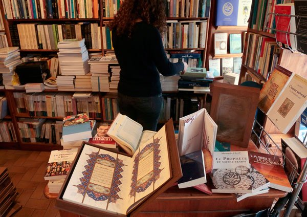 Sales of books on Islam rocket in France