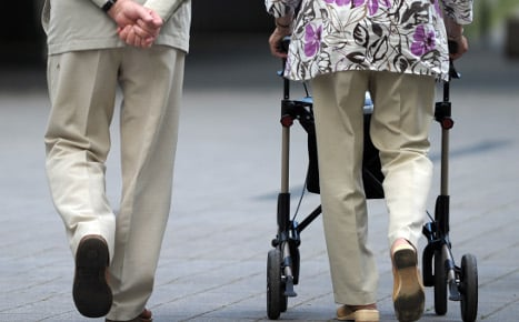 Germany may have 10m fewer people by 2060