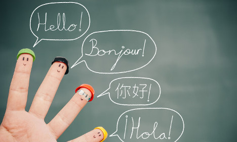 Top ten problems of growing up multilingual