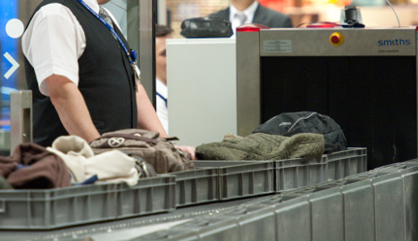 EU investigates Germany over airport security