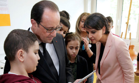French school reforms: Why the almighty fuss?