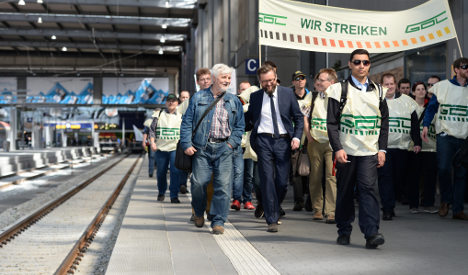 Train drivers to strike from Wednesday: union