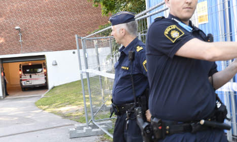 Swedish 'whore' murder plotter faces charges